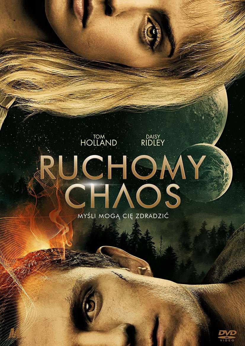 Ruchomy chaos wydanie DVD
