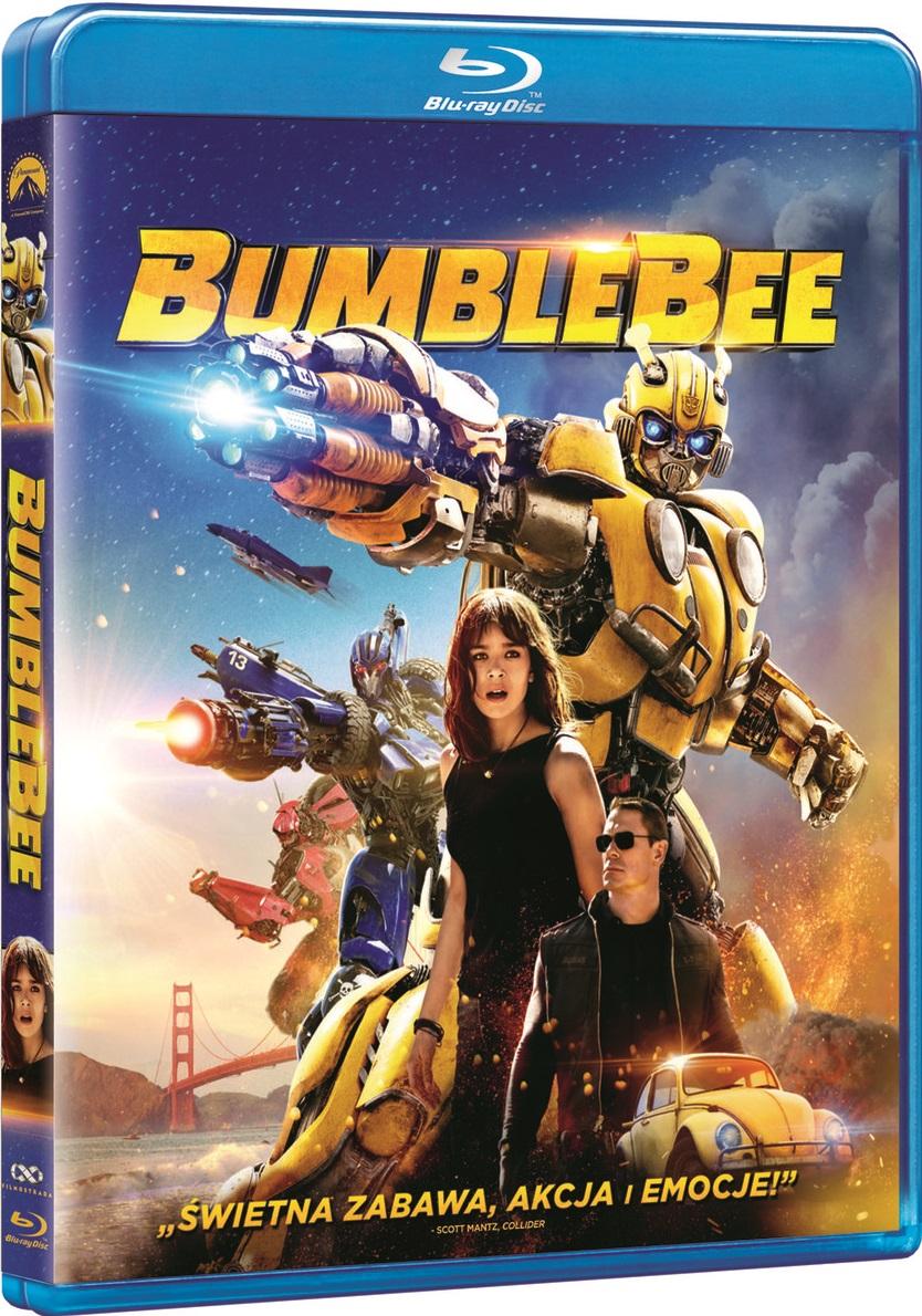 Bumblebee wydanie Blu-ray
