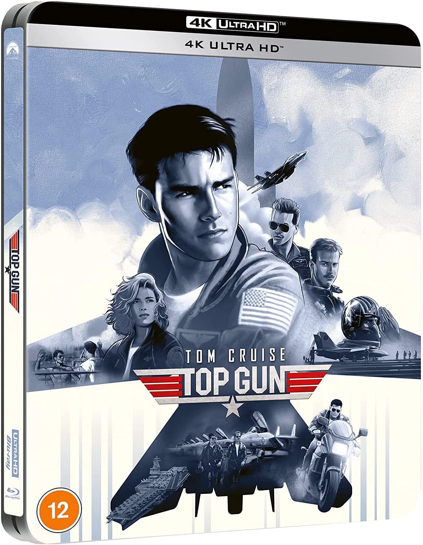 Top Gun steelbook 4K