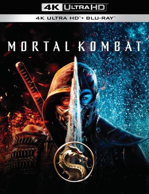 Mortal Kombat 4K UHD