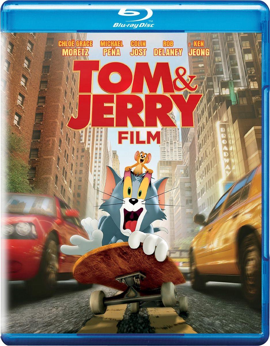 Tom i Jerry wydanie Blu-ray