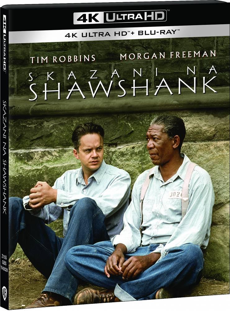 Skazani na Shawshank wydanie 4K UHD