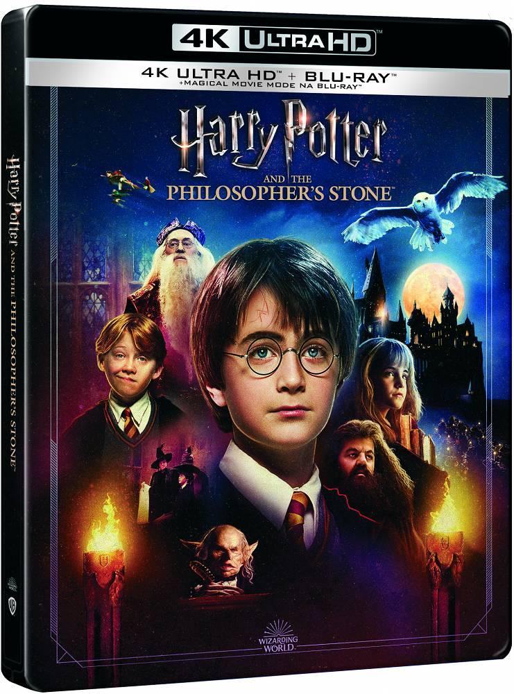 Harry Potter 4K UHD steelbook