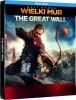 Wielki Mur. Steelbook (BD)