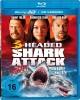 Trójgłowy rekin atakuje