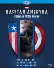 Kapitan Ameryka - kolekcja 3-ech filmów