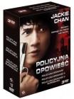 Policyjna opowieść trylogia (BOX)