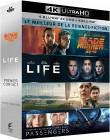 Blade Runner 2049 | Life | Nowy początek | Pasażerowie