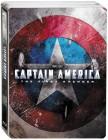 Kapitan Ameryka: Pierwsze Starcie 3D (Steelbook)