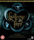 Kolekcja filmów Guillermo Del Toro (Cronos, Labirynt Fauna, Kręgosłup diabła)