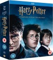 Harry Potter - kolekcja 8-miu filmów