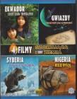 Szokująca Ziemia - kolekcja 4-ech filmów