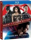 Pakiet: Batman v Superman - Świt sprawiedliwości | Człowiek ze stali