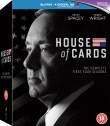 House of Cards - sezony 1-4
