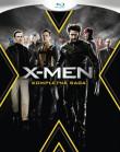 X-Men - kolekcja 5-ciu filmów
