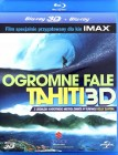 Ogromne fale Tahiti
