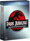 Park Jurajski - kolekcja 3-ech filmów