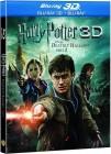 Harry Potter i Insygnia Śmierci - część 2 3D (3 Blu-Ray)