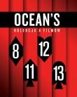 Ocean's - kolekcja 4-ech filmów