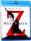 World War Z 3D + 2D (2 Blu-ray)