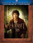 Hobbit: Niezwykła podróż - 3-D Edycja rozszerzona (5 Blu-ray)