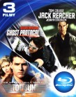 Top Gun | Mission Impossible: Ghost Protocol | Jack Reacher: Jednym strzałem