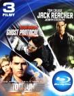 Top Gun | Mission Impossible: Ghost Protocol | Jack Reacher: Jednym strzałem