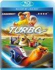 Turbo 3D + 2D (2 Blu-ray)