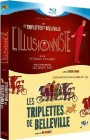 Iluzjonista | Trio z Belleville