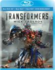 Transformers: Wiek zagłady 3D (3 Blu-ray)
