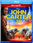 John Carter 3D i 2D [2Blu-ray]