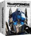 Transformers - kolekcja 4-ech filmów