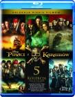 Piraci z Karaibów - kolekcja 5-ciu filmów