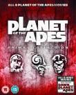 Planeta Małp - kolekcja 8-miu filmów