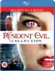 Resident Evil - kolekcja 4-ech filmów