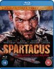 Spartakus: Krew i piach - sezon 1