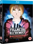 Fullmetal Alchemist: Brotherhood - część 1 (odcinki 1-13)
