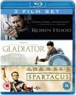 Robin Hood | Gladiator | Spartakus