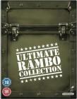 Rambo - kolekcja 4-ech filmów