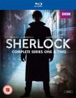 Sherlock - sezony 1-2