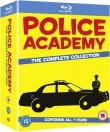 Akademia Policyjna - kolekcja 7-miu filmów
