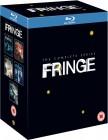 Fringe: Na granicy światów - sezony 1-5