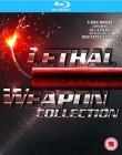 Zabójcza broń - kolekcja 4-ech filmów