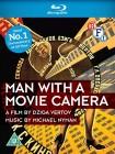 Człowiek z kamerą filmową