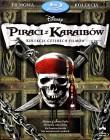 Piraci z Karaibów - kolekcja 4-ech filmów