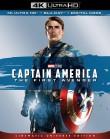 Kapitan Ameryka: Pierwsze starcie