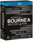 Jason Bourne - kolekcja 4 filmów