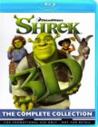 Shrek: The Complete Collection 3D