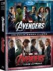 Pakiet Avengers. Avengers. Czas Ultrona. Kolekcja dwóch filmów [2Blu-ray]