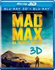 Mad Max. Na drodze gniewu 3D i 2D [2Blu-ray]